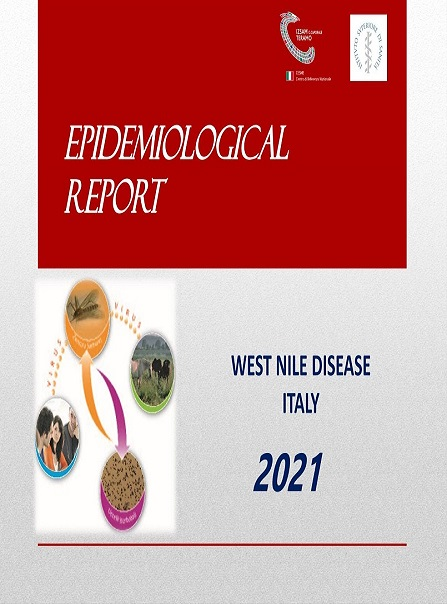 Epidemiological report West Nile and Usutu virus, national data